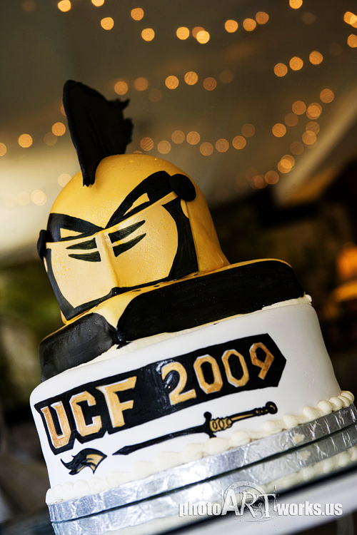 UCF Knight Helmet