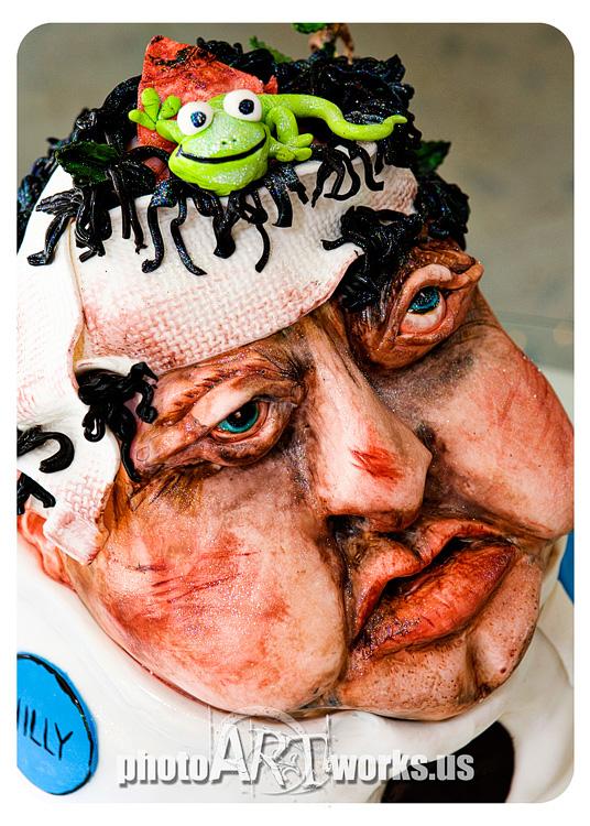 Guido 3d head